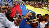 """Venezuela: comienza la """"Toma de Caracas"""""""