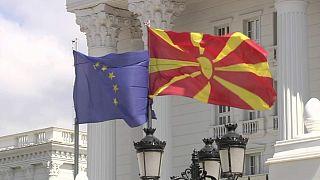 Fin de la crise politique en Macédoine?