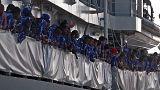 إيطاليا: إلقاء القبض على 15 شخصا للاشتباه في ضلوعهم في تهريب المهاجرين