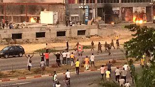 Gabão: presidente rejeita responsabilidades em segundo dia de protestos violentos