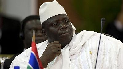 Two candidates ready to face Jammeh in Gambia's presidential race