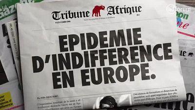 L'épidémie d'indifférence (AIDES / Coalition Plus)