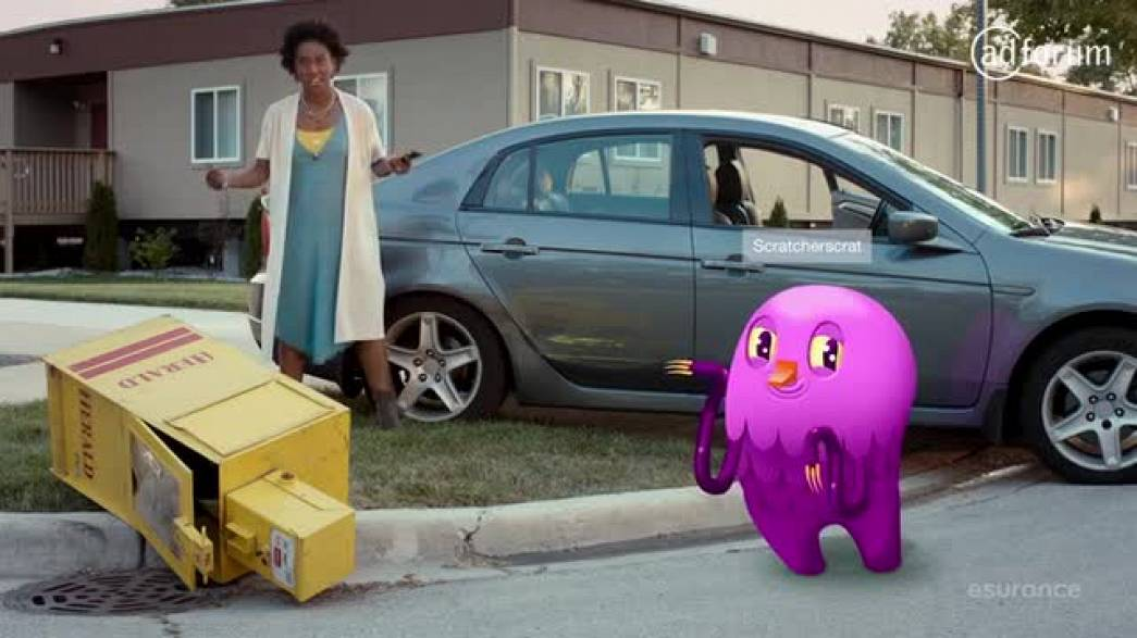 Don't Catch and Drive (Esurance)