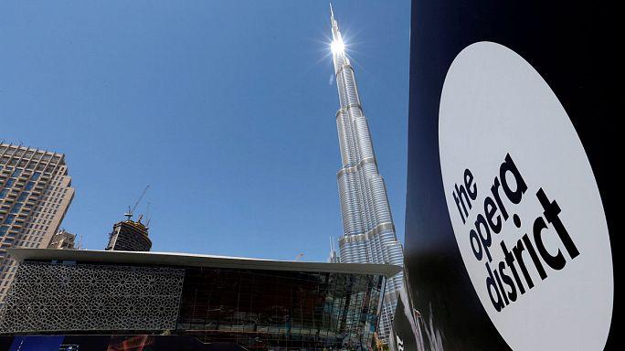 Inaugurada a nova Ópera do Dubai