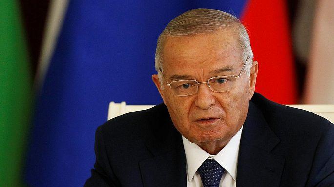 """صحة رئيس أوزبكستان إسلام كريموف """"حرجة"""" و""""تدهورت بشكل كبير"""""""