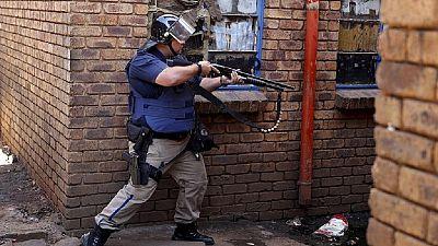 Afrique du Sud : le crime en baisse dans seulement une province sur neuf - rapport