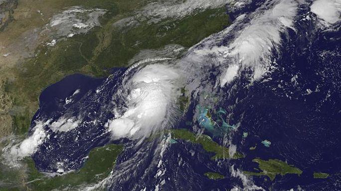 Elérte a hurrikán Floridát