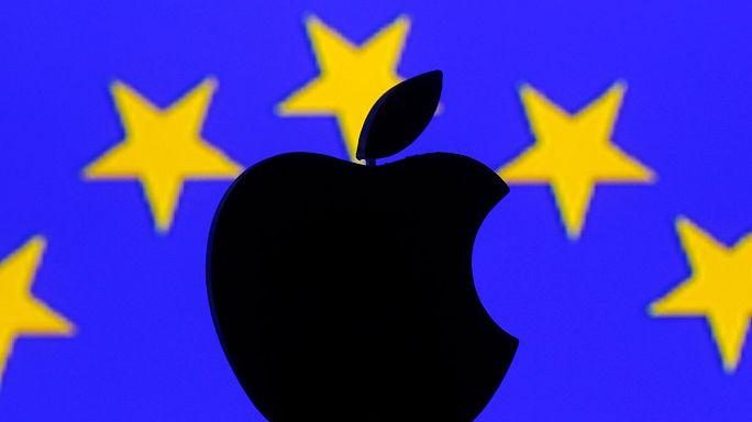 Bataille de l'impôt entre Apple et la Commission
