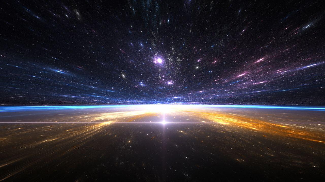 Image: Light year