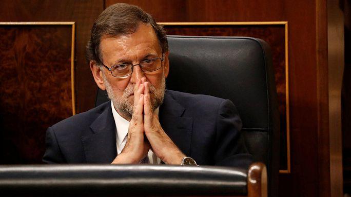 ماريانو راخوي يطلب ثانيةً ثقة البرلمان الإسباني لتشكيل حكومة