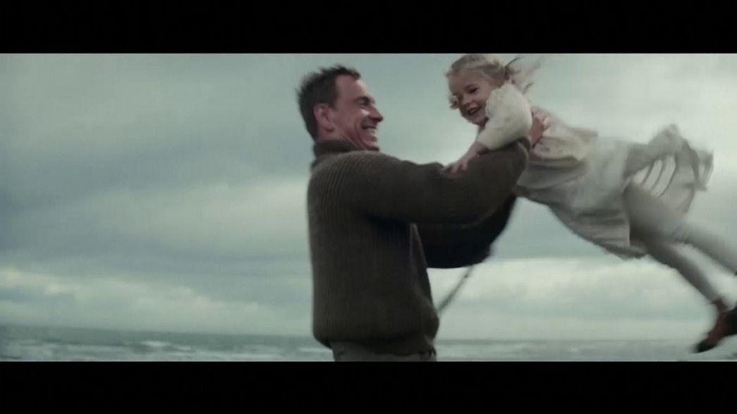 Mostra: Michael Fassbender und Alicia Vikander auf dem roten Teppich