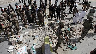 Pakistan: deux attentats au nord-ouest, au moins 12 morts dans un tribunal