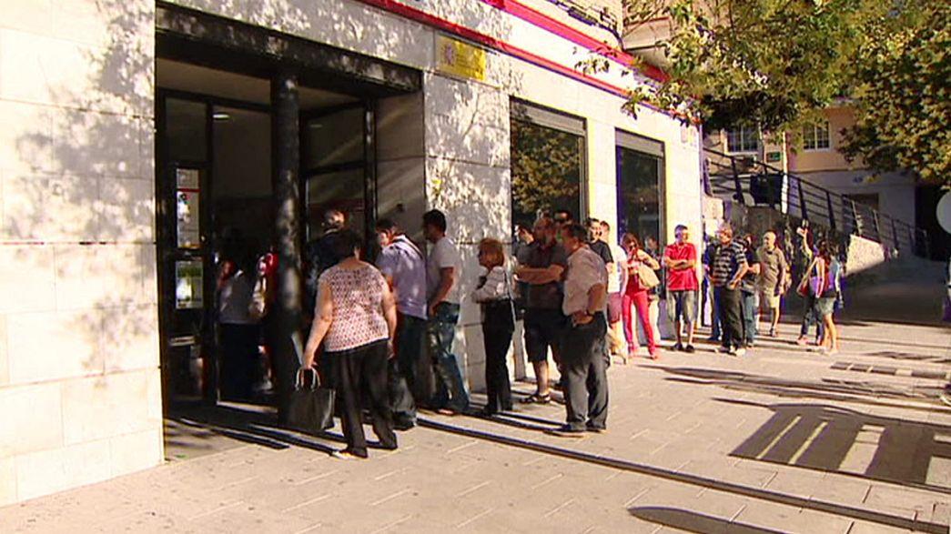 Spagna: ad agosto cresce la disoccupazione
