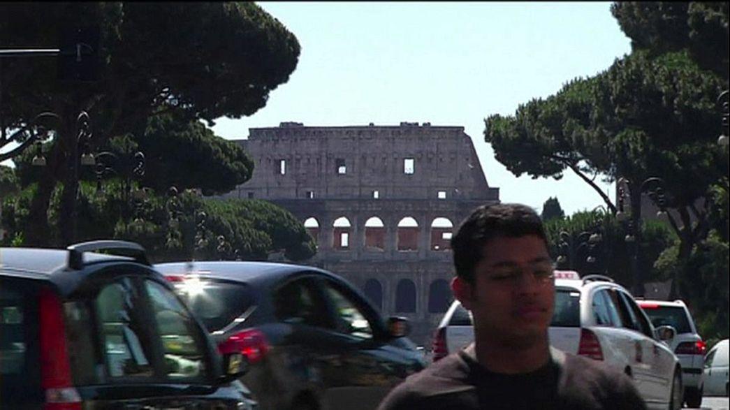 ركود الاقتصاد الإيطالي