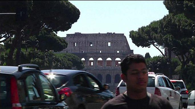 Italiens Wirtschaft tritt auf der Stelle - gelbe Karte für Bankenpolitik