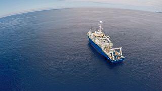 Ученые ЕС готовят морских обитателей к подводным бурениям