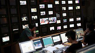 Controvertida subasta de licencias de TV privada en Grecia