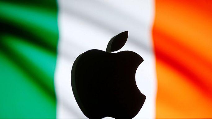 Írország nem kéri az Apple 13 milliárd eurós adóhátralékát