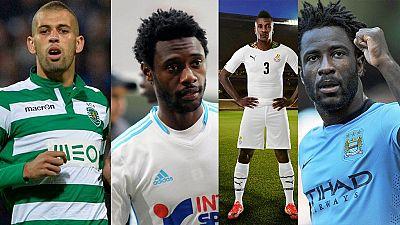 Football – Fin du mercato estival 2016 : le point sur le transfert des Africains en Europe