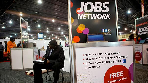 US job growth slows in August