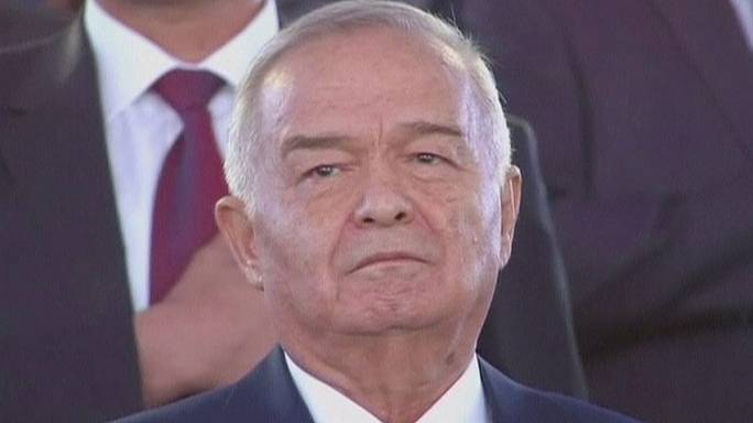 أنباء متضاربة حول الحالة الصحية للرئيس الأوزبكي إسلام كريموف