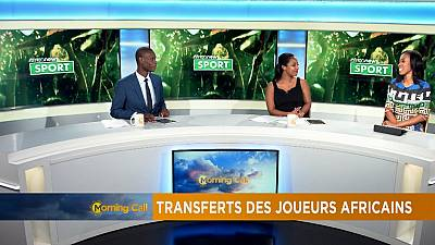 Sports on the Morning Call goes heavy on African Players' transfer