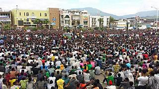AU finally issues statement on Ethiopia protests, calls for restraint
