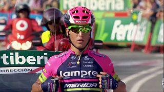 La Vuelta: Favoriler durdu, genç Conti kazandı