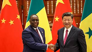 G20: Macky Sall meets Xi Jinping