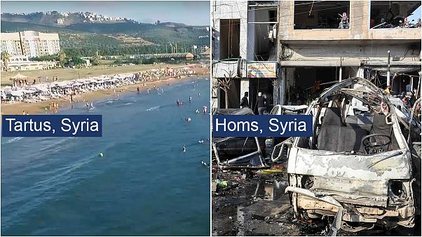 Fancy a holiday? Come to Syria!
