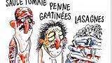 Italien: Charlie-Hebdo-Zeichnung zum Erdbeben sorgt für Empörung