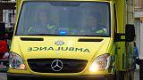 England: Frau will von Ambulanz wegen schmerzender Füße nach Hause gefahren werden