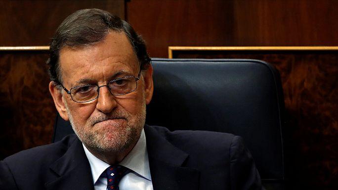 El Congreso español vuelve a rechazar la investidura de Mariano Rajoy