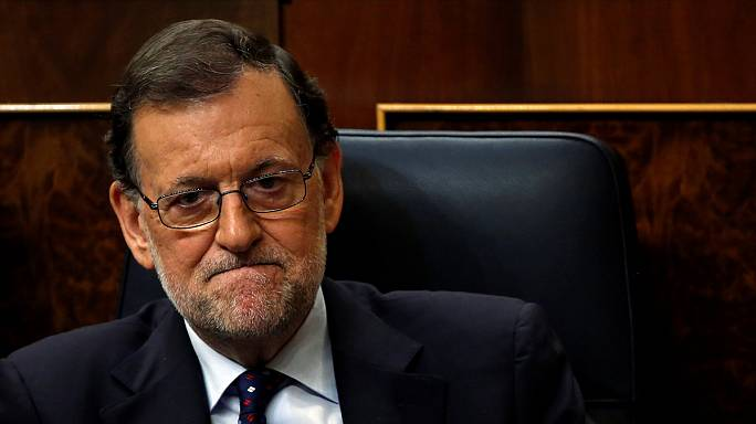 "Испания. Мариано Рахоя ""прокатили"" в парламенте во второй раз"