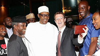 Nigeria has remained a country of potential for too long - Buhari tells Facebook CEO