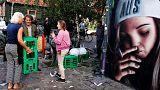 Dänemark: Ein Toter bei Drogenrazzia in Hippie-Kolonie Christiania