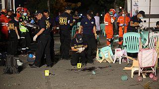 Filippine, esplosione vicino a mercato affollato