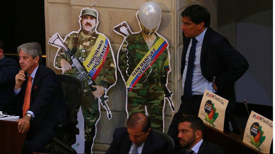 26 ايلول/ سبتمبر موعد توقيع اتفاق السلام النهائي بين الحكومة الكولومبية والفارك