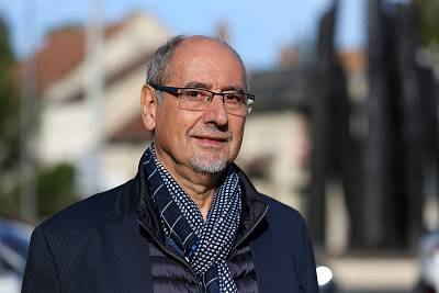 Jean-Pierre Pinon, mayor of Fismes, said his town will forever be grateful for the service of American soldiers who liberated it at the end of World War I.