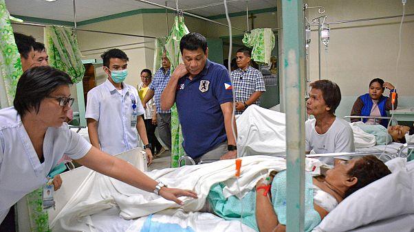 Philippinen: Präsident Duterte aktiviert Militär