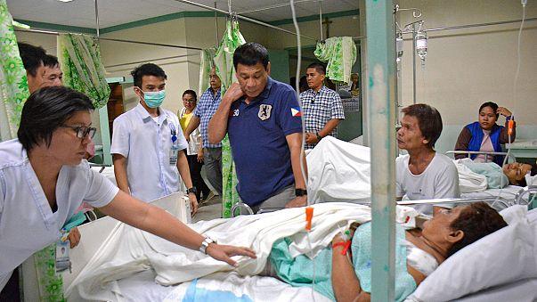 Filipinler'deki terör saldırısında ölenlerin sayısı 14'e çıktı