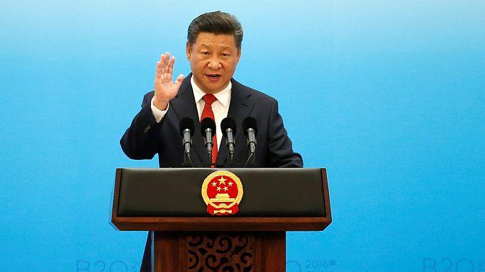 A kínai elnök szerint reformok gyorsíthatják a lassuló növekedést