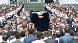 Uzbekistan: il presidente Islam Karimov seppellito come un imperatore a Samarcanda