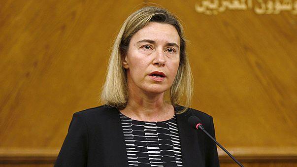 Mogherini: UE e Turchia continueranno a dialogare