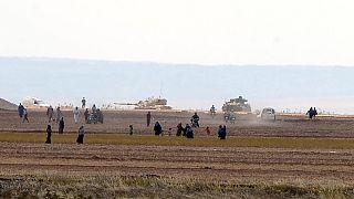 Syrie : la Turquie ouvre un 2e front à sa frontière