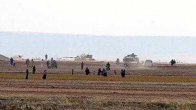 Exército turco lança segunda ofensiva no norte da Síria