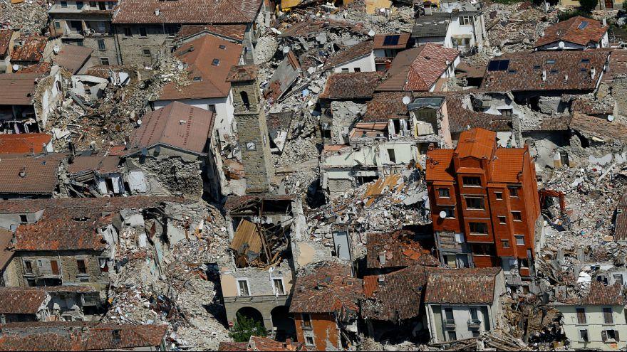 Terramoto em Itália: Romeo, o milagre de San Lorenzo a Flaviano... 9 dias depois