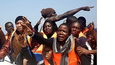 Libye : afflux de clandestins africains candidats à la traversée de la méditerranée