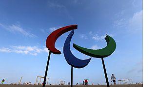 Rio dévoile l'Agitos, symbole des jeux paralympiques