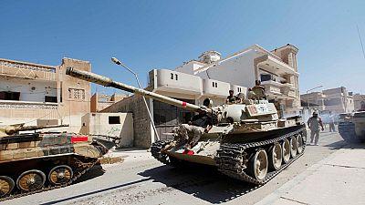 Libye : les forces armées entrent dans la dernière phase de leur offensive